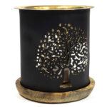 Aromafume olieverdamper Levensboom -- 8x9cm; 120g