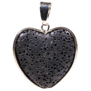 Hanger lavasteen hartvorm