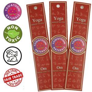 Wierook Yoga OM (prijs is per pakje 10 stuks)