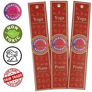 Wierook Yoga Prana (prijs per pakje 10 stuks)