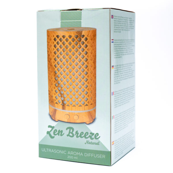 aroma diffuser zen breeze naturel 1