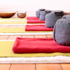 Meditatiekussens Rond